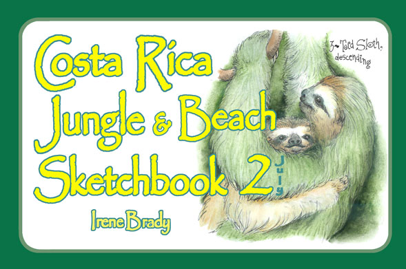 New Costa Rica Journal Cover...