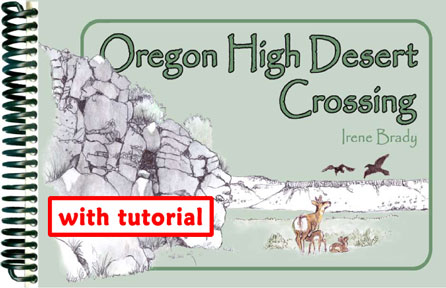 Oregon High Desert Crossing Journal Tutorial...